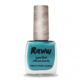 Raww Kale'd It 10-Free Nail Lacquer 10ml - All Kale The Queen