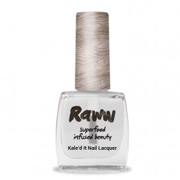 Raww Kale'd It 10-Free Diamond Shine Top Coat 10ml