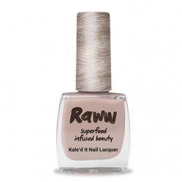 Raww Kale'd It 10-Free Nail Lacquer 10ml - Don't Be Subtle