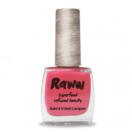 Raww Kale'd It 10-Free Nail Lacquer 10ml - Guava Outa Here