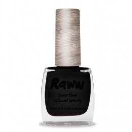 Raww Kale'd It 10-Free Nail Lacquer 10ml - Healthy Is The New Black