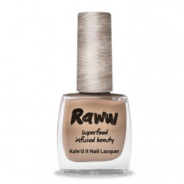 Raww Kale'd It 10-Free Nail Lacquer 10ml - I Prefer Barley Pearls