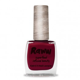 Raww Kale'd It 10-Free Nail Lacquer 10ml - Let's Do The Berry Twist