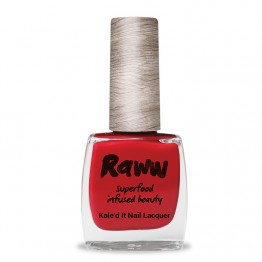 Raww Kale'd It 10-Free Nail Lacquer 10ml - Love Me Tomato