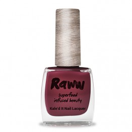 Raww Kale'd It 10-Free Nail Lacquer 10ml - Plummed Out
