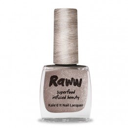 Raww Kale'd It 10-Free Nail Lacquer 10ml - Power To The Pestle