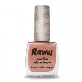 Raww Kale'd It 10-Free Nail Lacquer 10ml - Some Call Me Nutty