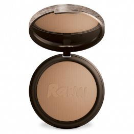 Raww From The Earth Pressed Mineral Powder 12g - Bronze