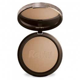 Raww From The Earth Pressed Mineral Powder 12g - Honey