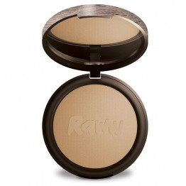 Raww From The Earth Pressed Mineral Powder 12g - Nude