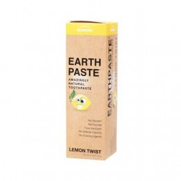 Redmond Earthpaste Toothpaste 113g - Lemon Twist