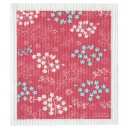 Retro Kitchen Swedish Dish Cloth - Blossom