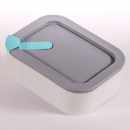 Retub Insulated Glass Reusable Takeaway Food Container - 640ml Corporate Hippie