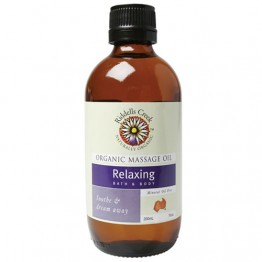 Riddells Creek Bath & Body Massage Oil - Relaxing Lavender & Ylang Ylang 200ml