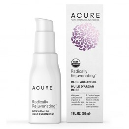 Acure Radically Rejuvenating Rose Argan Oil 30ml