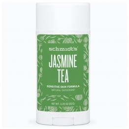 Schmidt's Natural Deodorant Stick for Sensitive Skin - 92g Jasmine Tea