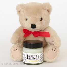 Simple As That Natural Vapour Rub for babies 50g