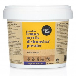 Simply Clean Dishwasher Powder 5kg - Lemon Myrtle