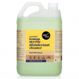 Simply Clean Disinfectant Cleaner 5L - Lemon Myrtle