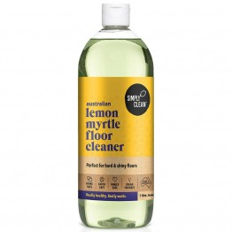 Simply Clean Floor Cleaner 1L - Lemon Myrtle