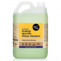 Simply Clean Floor Cleaner 5L - Lemon Myrtle