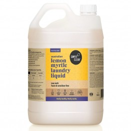 Simply Clean Laundry Liquid 5L - Lemon Myrtle