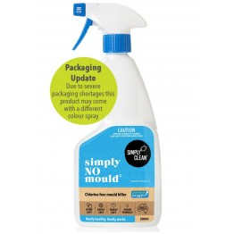 Simply Clean Simply No Mould 500ml - Fragrance Free