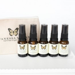 Vanessa Megan Natural Perfume Collection Mini 5 Pack