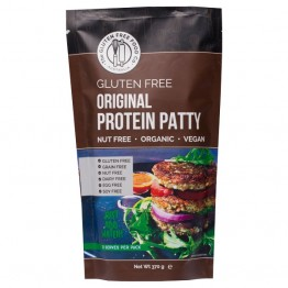 The Gluten Free Food Co Vegan Protein Pattie Mix - 370g
