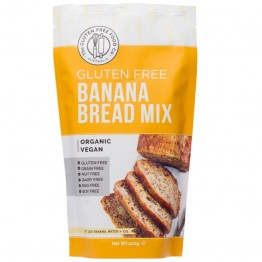 The Gluten Free Food Co Banana Bread Mix - 400g