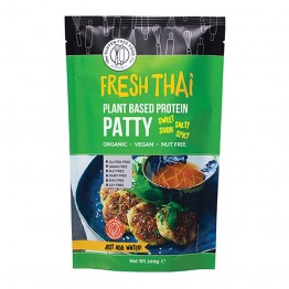 The Gluten Free Food Co Vegan Protein Pattie Mix - Thai 200g