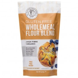 The Gluten Free Food Co Wholemeal Flour Blend - 400g