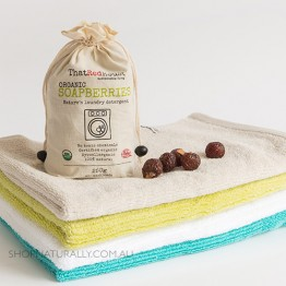 That Red House Organic Soapberries - 250g (90+ washes)