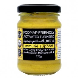 The Broth Sisters Activated Turmeric & Ginger Paste With MCT Oil 170g