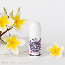 The Whole Boodies Roll-On Deodorant 70ml - Lavender