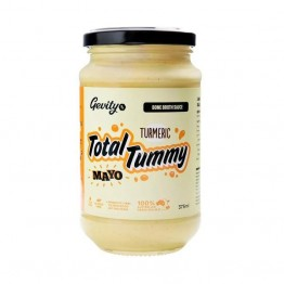 Gevity RX Meadow & Marrow Bone Broth Sauce - Total Tummy Turmeric Mayo 375ml