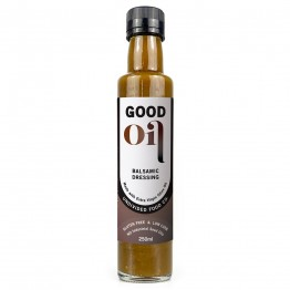 Undivided Food Co Good Oil Balsamic Dressing 250ml
