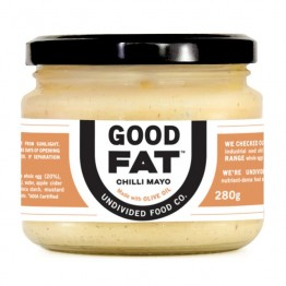 Undivided Food Co Good Fat Chilli Mayo 280g