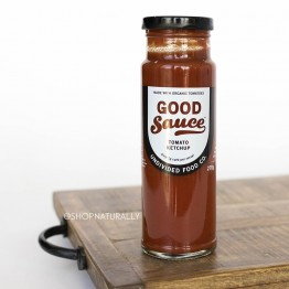 Undivided Food Co Good Sauce Tomato Ketchup 270g
