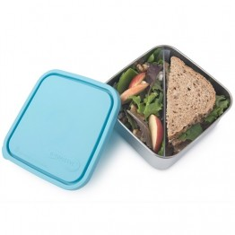 U Konserve To-Go Large Stainless Steel Bento Lunch Box - Sky