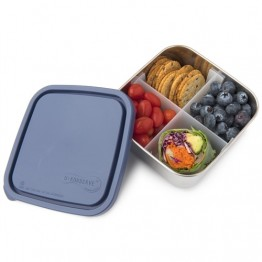 U Konserve To-Go Medium Stainless Steel Bento Lunch Box - Ocean