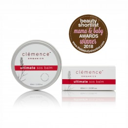 Clemence Organics Ultimate SOS Balm 60ml