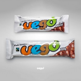 Vego Whole Hazelnut Chocolate Bar