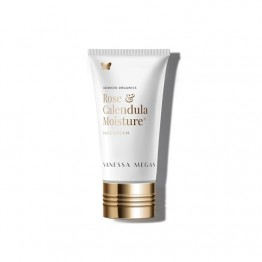Vanessa Megan Rose & Calendula Moisture + Face Cream - 50ml