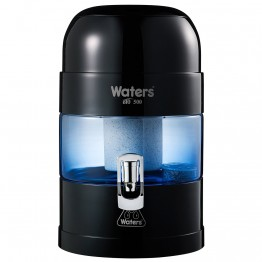 Waters Co Bio Mineral Pot 5.25L Bench Top Water Filter with 99.99% fluoride removal