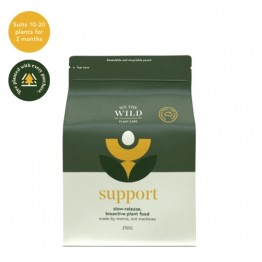 We The Wild SUPPORT Slow Release Pellets
