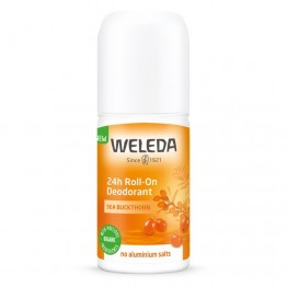 Weleda Sea Buckthorn 24h Roll-On Deodorant - 50ml