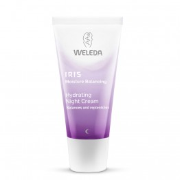 Weleda Iris Hydrating Night Cream - 30ml