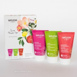 Weleda Luxe Shower Set