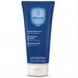 Weleda Men Active Shower Gel - 200ml